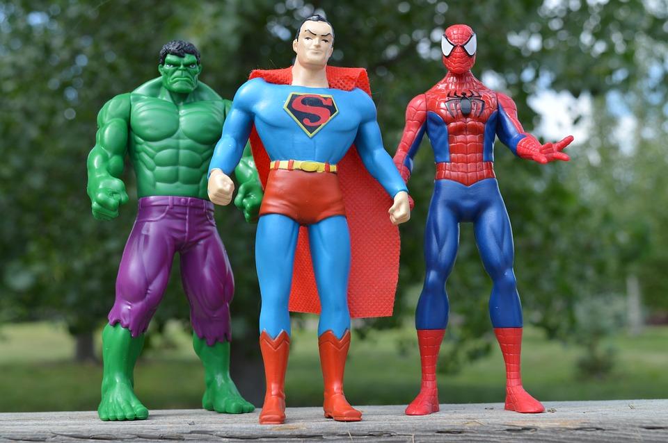 superheros au cinema