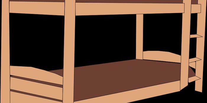 Le lit cabane
